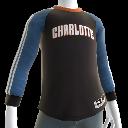 Camiseta de entrenamiento de Charlotte