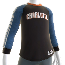 Charlotte シューティング シャツ
