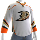 Anaheim Ducks Away Jersey