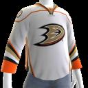 Anaheim Ducks Away Jersey