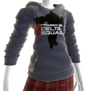 Delta Squad Member Hoodie