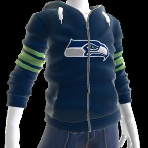 Seahawks Zip Hoodie