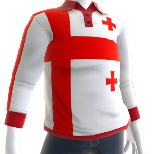 Georgia Rugby Jersey