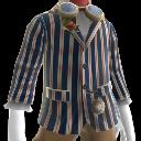 Striped Jacket Combo