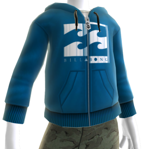 Theorem Fleece - Blue