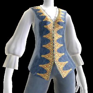Pirate Shirt & Vest