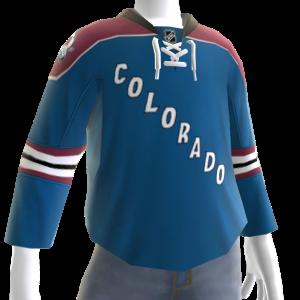 Colorado Avalanche Alternate Jersey