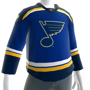 Blues 2017 Home Jersey