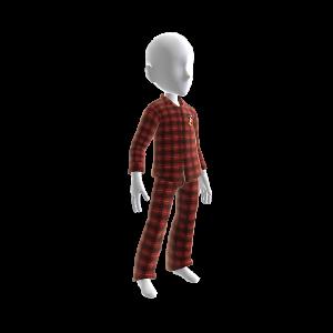 Holiday Flannel Pajamas
