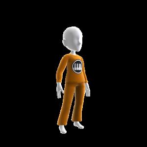 Keys Track Jumpsuit