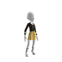Fabiana's Nightclub Outfit