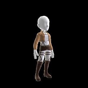 Garrison Regiment outfit