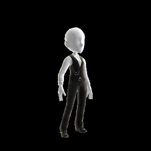 "Outfit"" Mr. Scratch"""