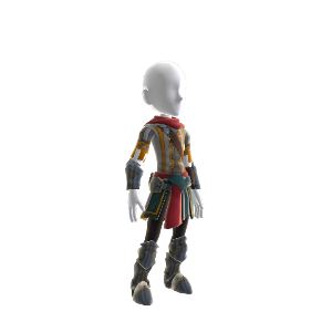 War Mage Outfit