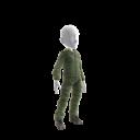Green Crew Uniform