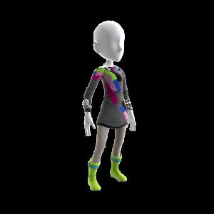 """Costume """"Sogni al neon"""" di Dare"""