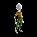 MacCoy: stylowy strój