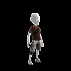 Logan Costume