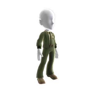 Ranger-Anzug