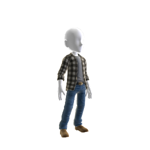 "Outfit ""Alan Wake Arizona"""