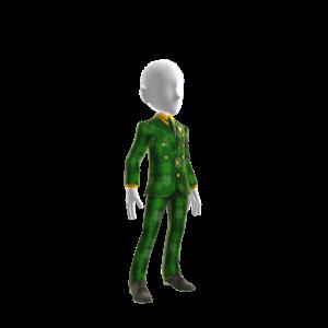 Coach Suit - Green