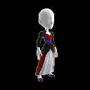 Disfraz de reina