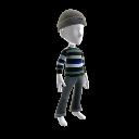 Instigate Sweater, M.R. Beanie