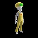 Rasta Rhino-Outfit