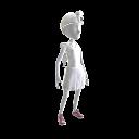 Zahnfee-Kostüm