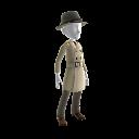 Detektyw - mężczyzna