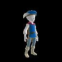 Costume del Principe Azzurro