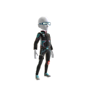 Decker Male Outfit