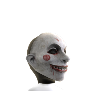 Mask of the Haunted