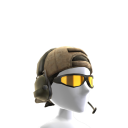 Desert Urban Combat Headgear