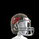 2017 Buccaneers Helmet