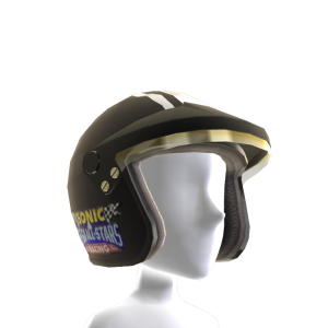 Casco Racing (Negro)