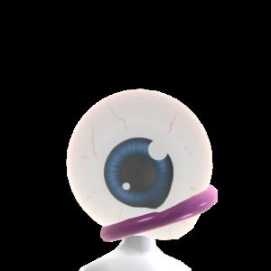 Eye See Mask - Blue