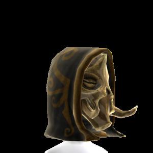 Skyrim-Drachenpriestermaske