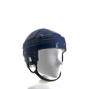 UConn Hockey Helmet