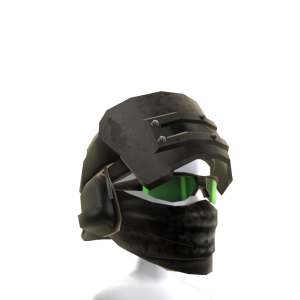 Mechanic Helmet - Dark