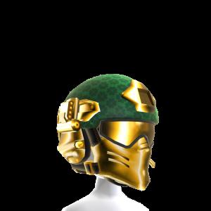 Modular Helmet - St. Patty's