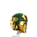 Modular Helmet - St. Patty's