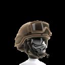 Military Patrol Helmet - Desert