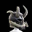 Corrupt Knight Helmet
