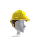 Construction Worker Helmet