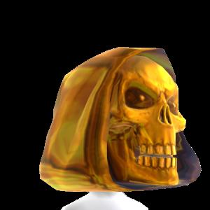 Dark Gold Death Dealer Helmet