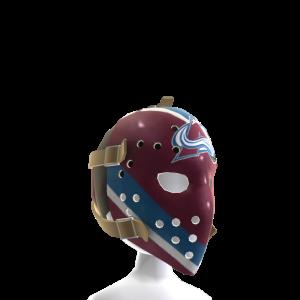 Colorado Avalanche Vintage Mask