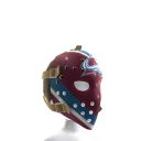 Colorado Avalanche Vintage Mask