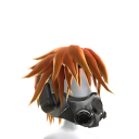 Anime Gas Mask - Orange