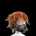 Anime Gas Mask - Orange
